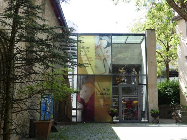 Schwäbisch Hall, Johanniterkirche, Alte Meister in der Sammlung Würth, Bild 3/8