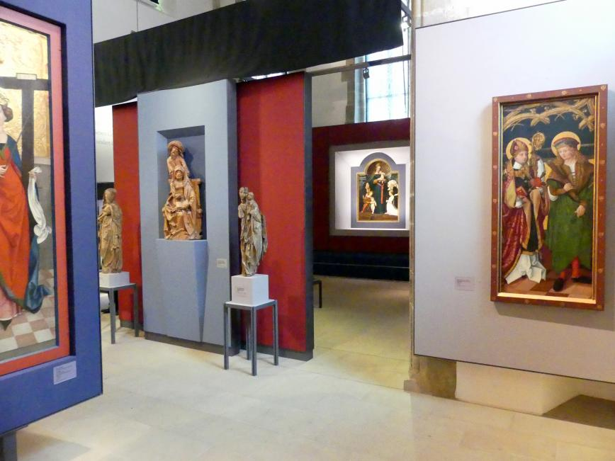 Schwäbisch Hall, Johanniterkirche, Alte Meister in der Sammlung Würth, Bild 7/8