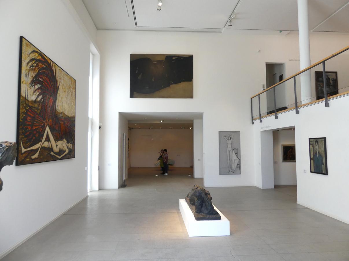 """Schwäbisch Hall, Kunsthalle Würth, Ausstellung """"Das Musée d'Art moderne de la Ville de Paris zu Gast in der Kunsthalle Würth"""" vom 15.4.-15.9.2019, Bild 4/5"""