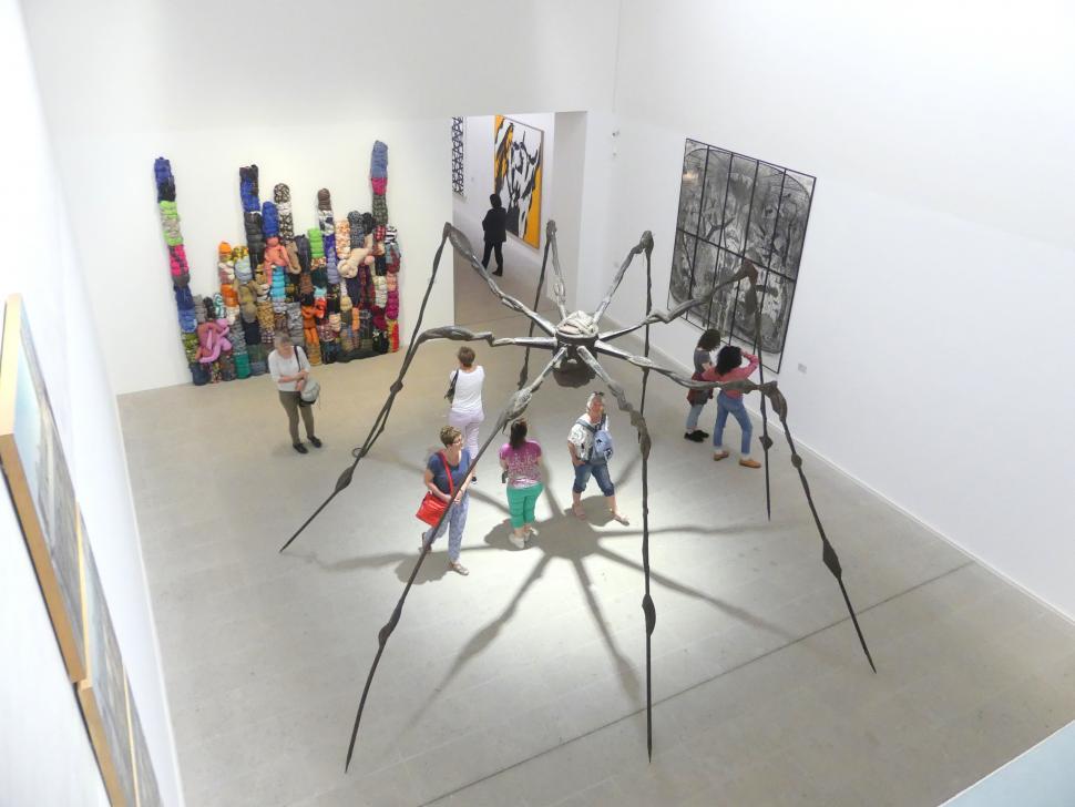 """Schwäbisch Hall, Kunsthalle Würth, Ausstellung """"Das Musée d'Art moderne de la Ville de Paris zu Gast in der Kunsthalle Würth"""" vom 15.4.-15.9.2019"""