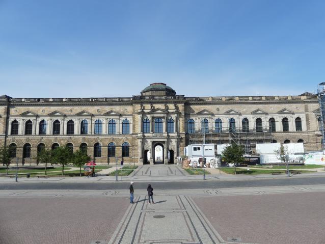 Dresden, Gemäldegalerie Alte Meister