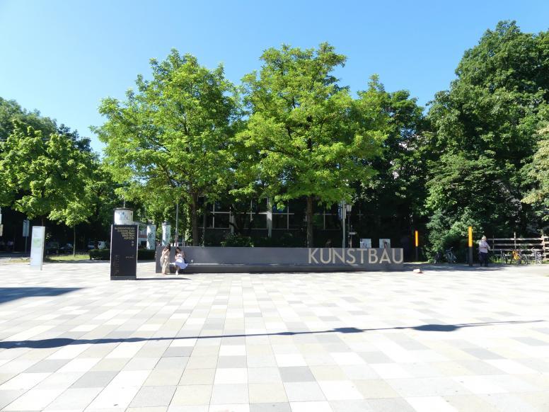 """München, Lenbachhaus, Kunstbau, Ausstellung """"BODY CHECK"""" vom 21.5.-15.9.2019, Bild 1/19"""
