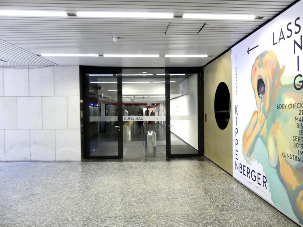 """München, Lenbachhaus, Kunstbau, Ausstellung """"BODY CHECK"""" vom 21.5.-15.9.2019, Bild 3/19"""