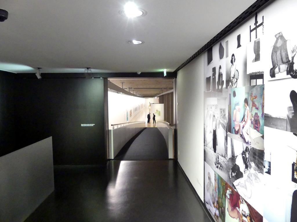 """München, Lenbachhaus, Kunstbau, Ausstellung """"BODY CHECK"""" vom 21.5.-15.9.2019, Bild 5/19"""
