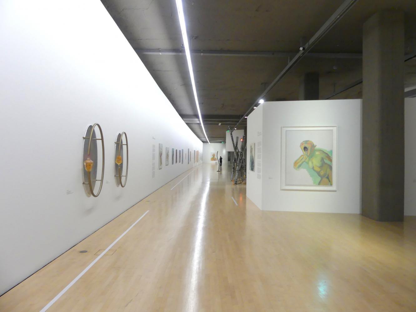 """München, Lenbachhaus, Kunstbau, Ausstellung """"BODY CHECK"""" vom 21.5.-15.9.2019, Bild 8/19"""