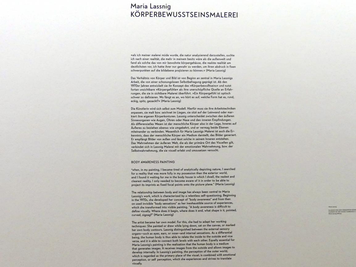 """München, Lenbachhaus, Kunstbau, Ausstellung """"BODY CHECK"""" vom 21.5.-15.9.2019, Bild 9/19"""