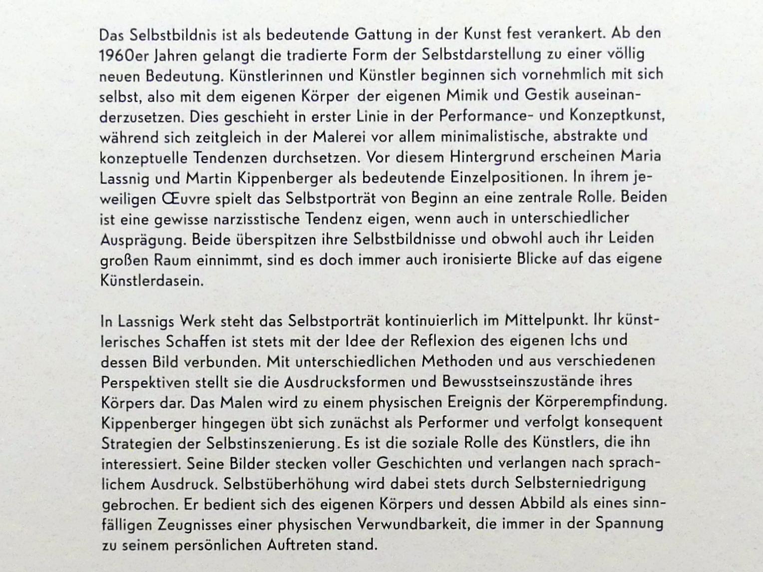 """München, Lenbachhaus, Kunstbau, Ausstellung """"BODY CHECK"""" vom 21.5.-15.9.2019, Bild 13/19"""