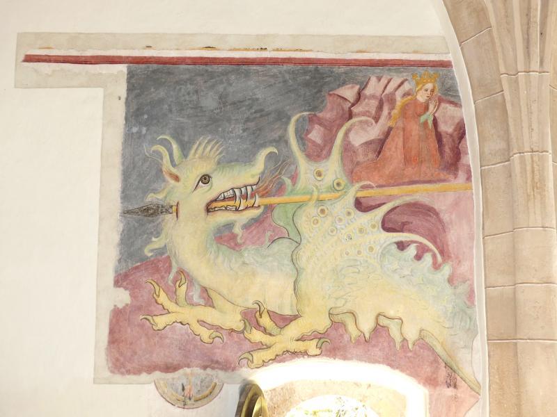 Villnöß, Kirche St. Valentin, Bild 5/12