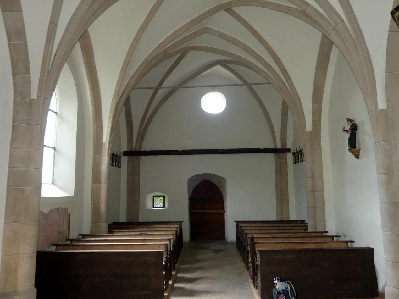 Villnöß, Kirche St. Valentin, Bild 10/12