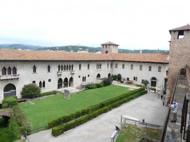 Verona, Museo di Castelvecchio, Bild 1/4