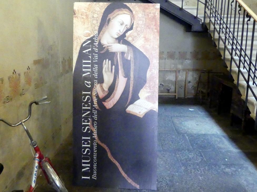 Buonconvento, Museo d'Arte Sacra della Val d'Arbia, Bild 4/5