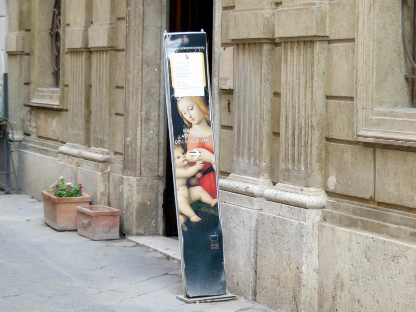 Buonconvento, Museo d'Arte Sacra della Val d'Arbia, Bild 5/5