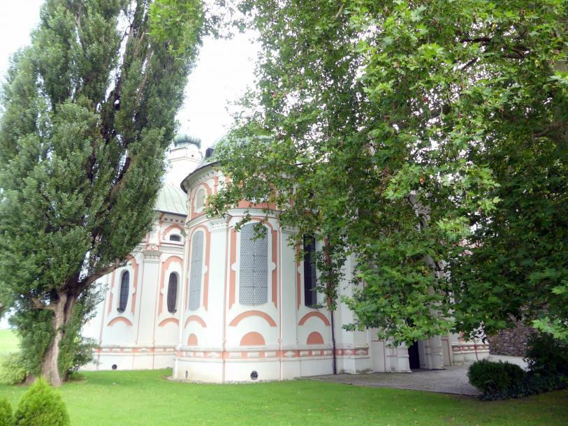 Volders, Klosterkirche zum Hl. Karl Borromäus, Bild 1/4