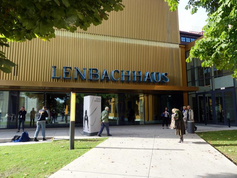 München, Lenbachhaus