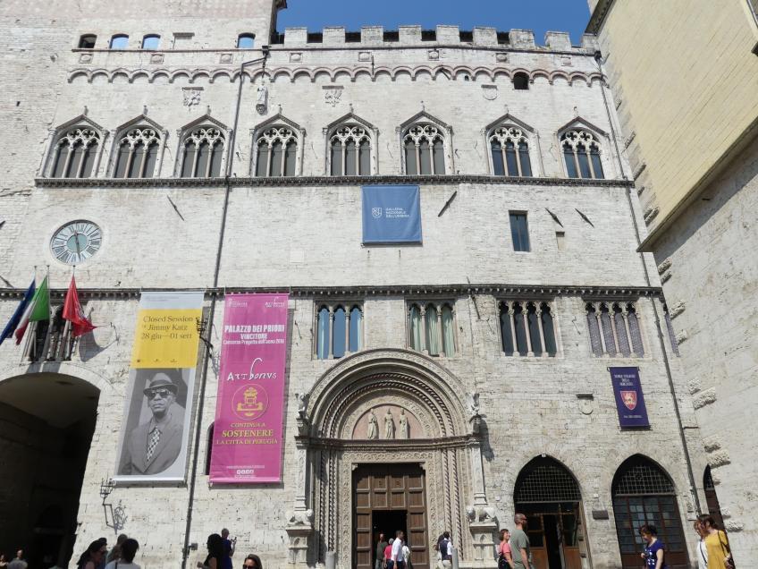 Perugia, Nationalgalerie von Umbrien (Galleria nazionale dell'Umbria), Bild 1/2