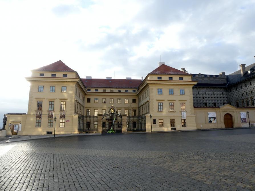 """Prag, Nationalgalerie im Salm-Palast, Ausstellung """"Möglichkeiten des Dialogs"""" vom 2.12.2018-1.12.2019, Bild 1/11"""