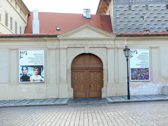 """Prag, Nationalgalerie im Salm-Palast, Ausstellung """"Möglichkeiten des Dialogs"""" vom 2.12.2018-1.12.2019, Bild 3/11"""