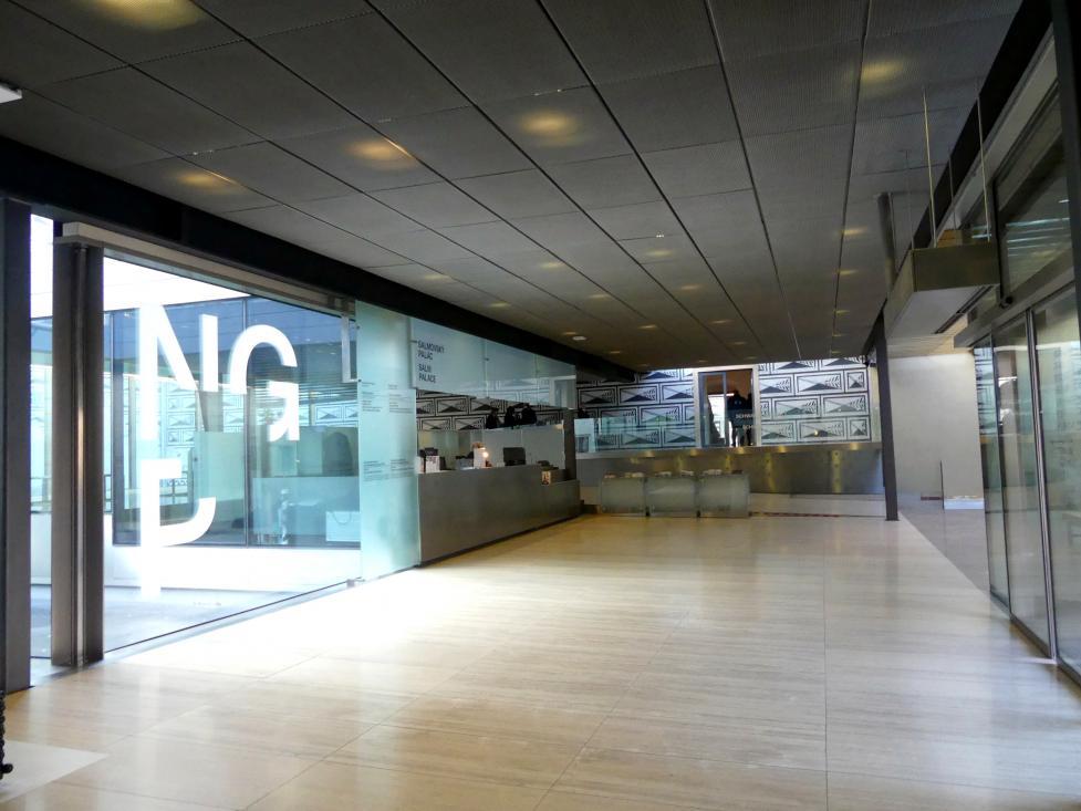 """Prag, Nationalgalerie im Salm-Palast, Ausstellung """"Möglichkeiten des Dialogs"""" vom 2.12.2018-1.12.2019, Bild 4/11"""
