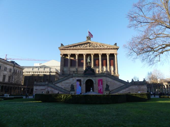 Berlin, Alte Nationalgalerie, Bild 1/3