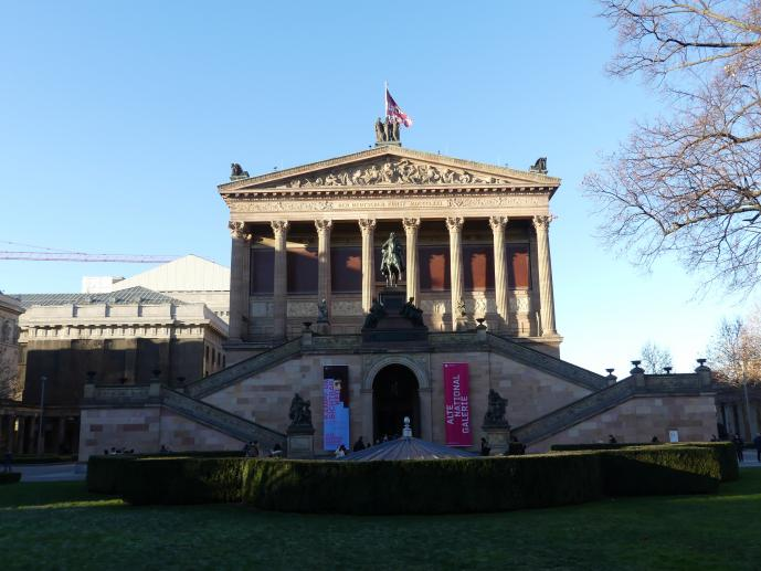 Berlin, Alte Nationalgalerie, Bild 2/3