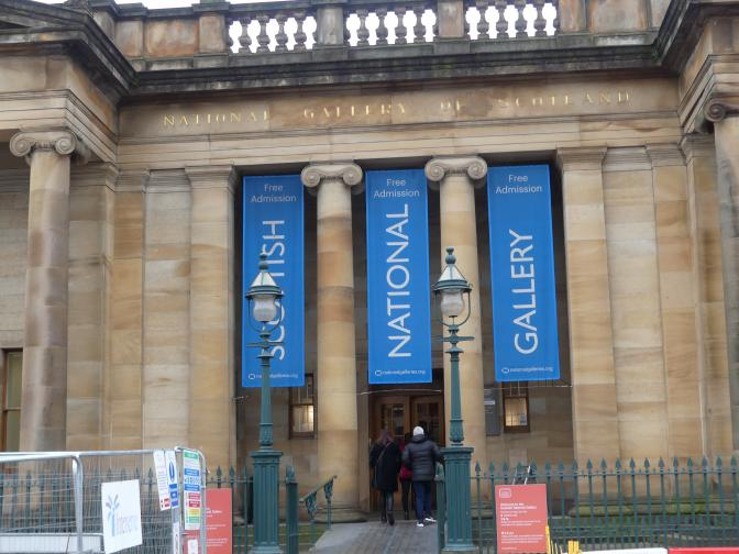 Edinburgh, Scottish National Gallery, Bild 1/2