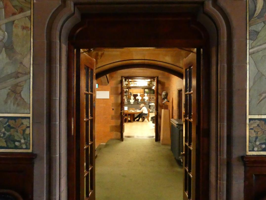Edinburgh, Scottish National Portrait Gallery, Bild 3/5