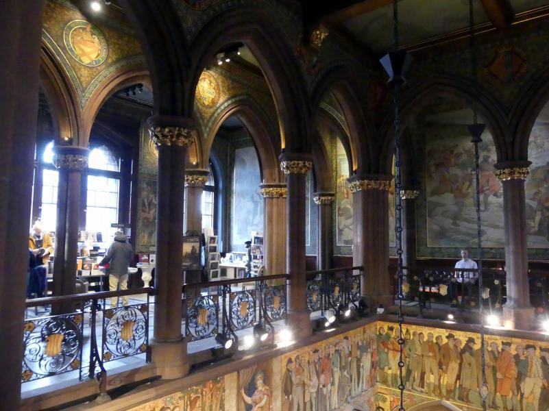 Edinburgh, Scottish National Portrait Gallery, Bild 4/5