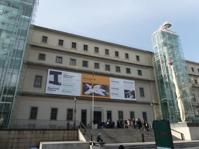 Madrid, Museo Reina Sofía, Bild 4/7