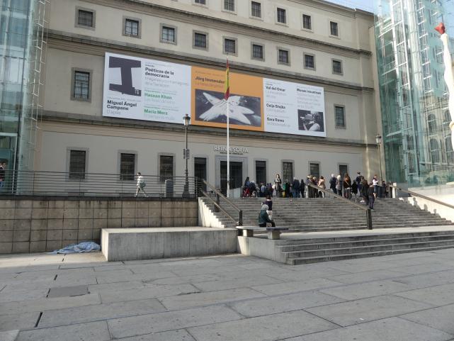 Madrid, Museo Reina Sofía, Bild 6/7