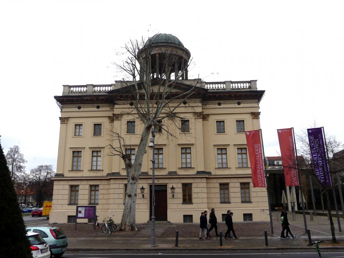 Berlin, Sammlung Scharf-Gerstenberg, Bild 1/4