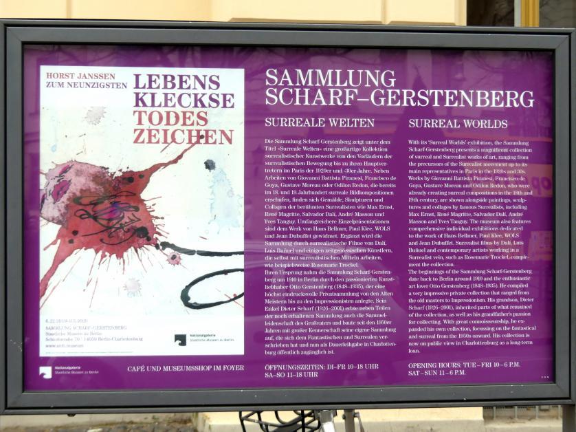 Berlin, Sammlung Scharf-Gerstenberg, Bild 3/4