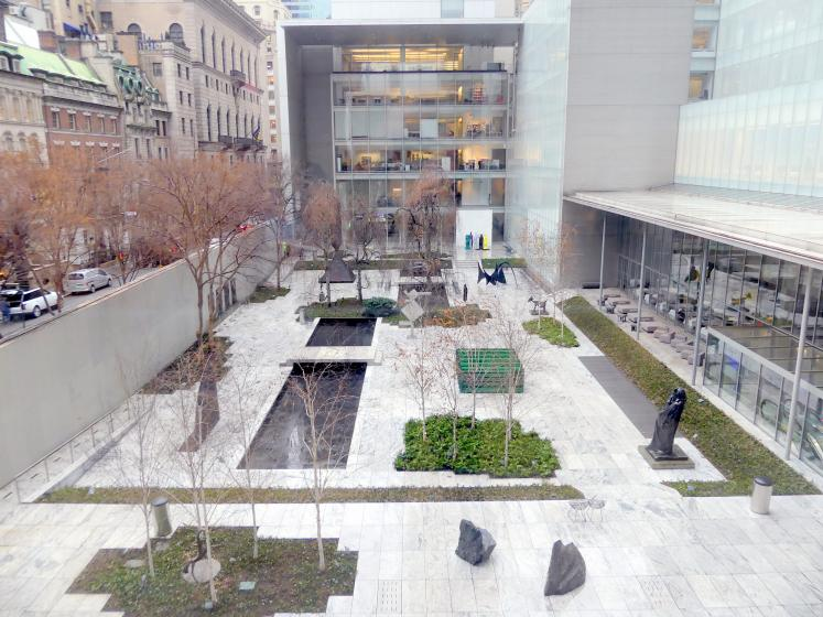 New York, Museum of Modern Art (MoMA), Bild 2/3