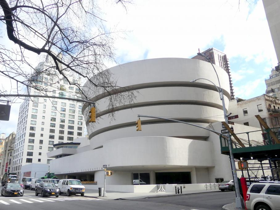 New York, Solomon R. Guggenheim Museum, Bild 1/72