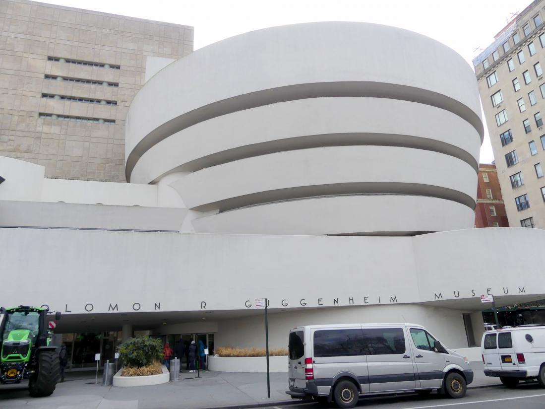 New York, Solomon R. Guggenheim Museum, Bild 2/72