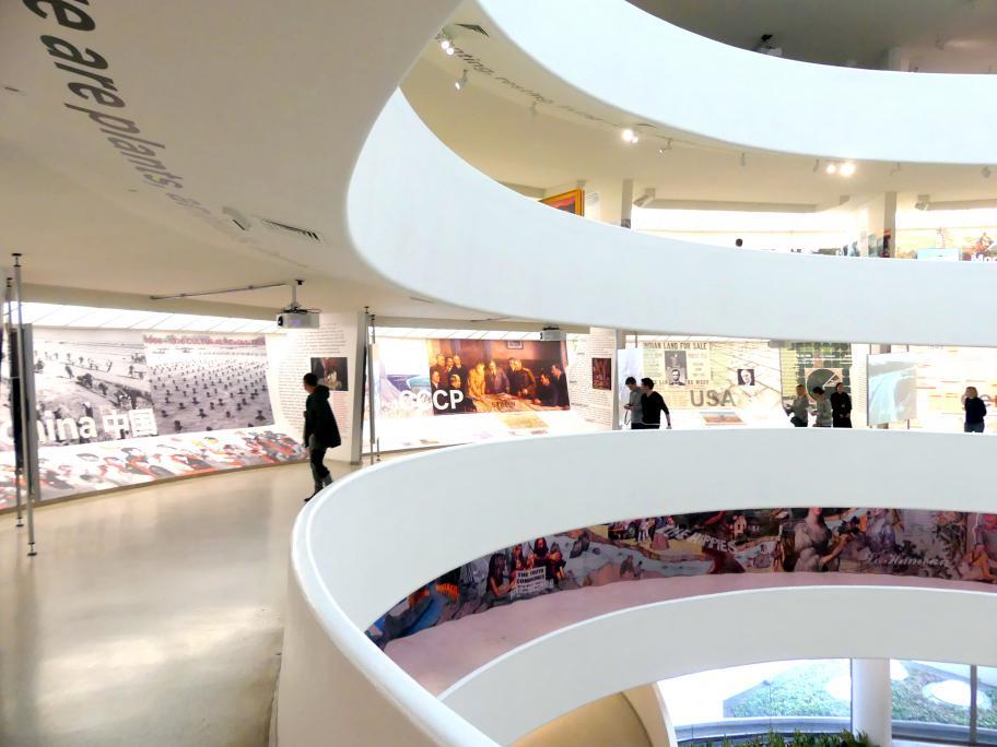 New York, Solomon R. Guggenheim Museum, Bild 23/72