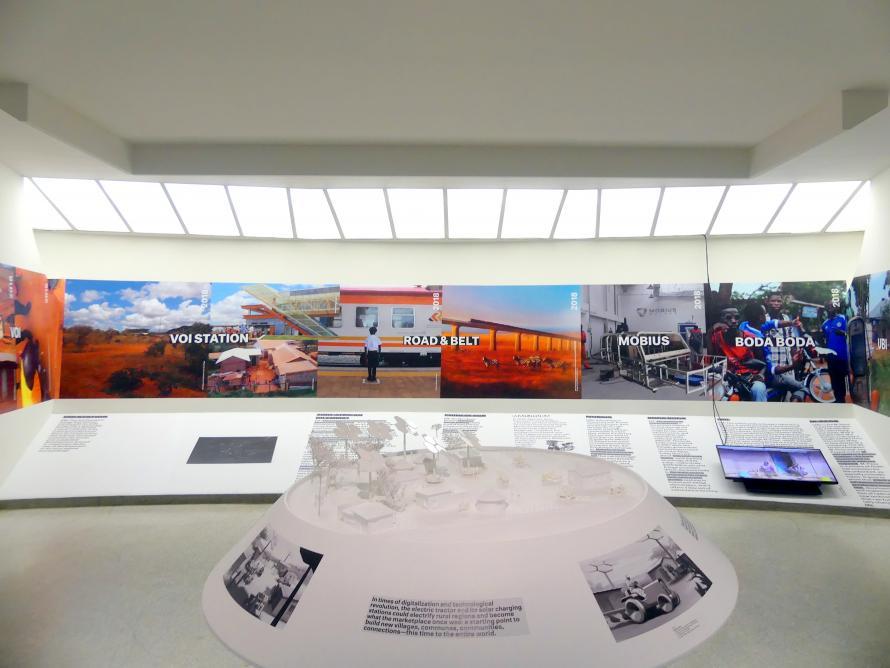 New York, Solomon R. Guggenheim Museum, Bild 34/72