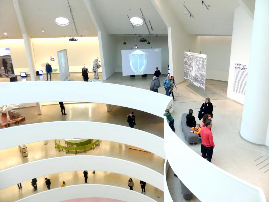 New York, Solomon R. Guggenheim Museum, Bild 67/72