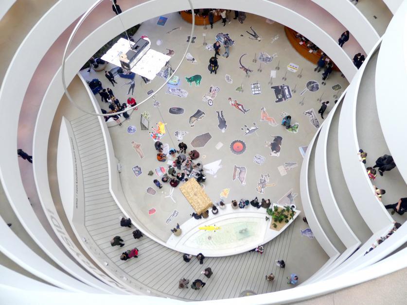 New York, Solomon R. Guggenheim Museum, Bild 70/72