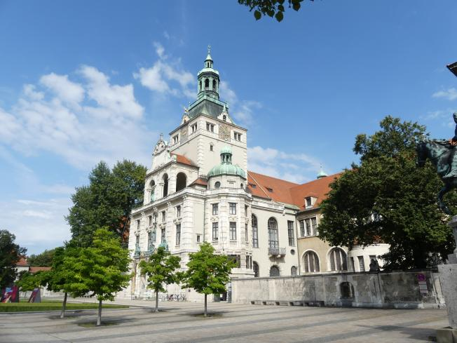 München, Bayerisches Nationalmuseum, Bild 1/4
