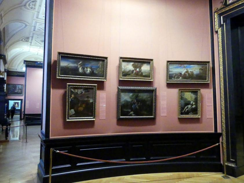 Wien, Kunsthistorisches Museum, Kabinett 12, Bild 1/7