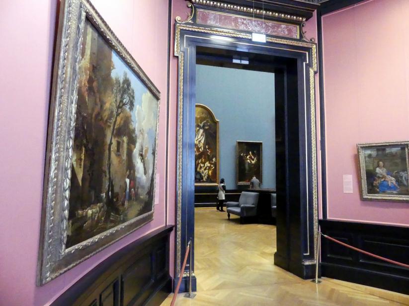Wien, Kunsthistorisches Museum, Kabinett 12, Bild 6/7