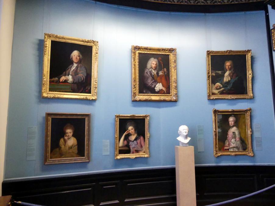 Wien, Kunsthistorisches Museum, Kabinett 13, Bild 3/4