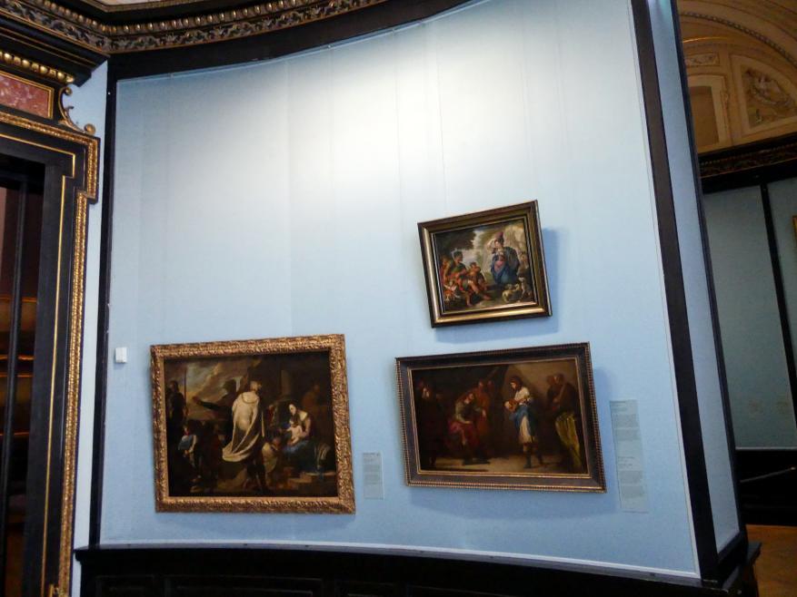 Wien, Kunsthistorisches Museum, Kabinett 13, Bild 4/4