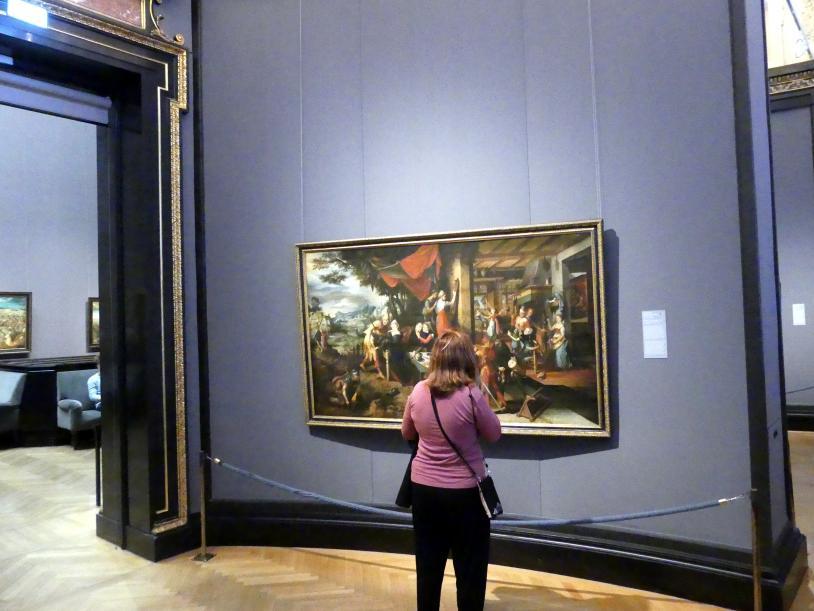 Wien, Kunsthistorisches Museum, Kabinett 15, Bild 3/6