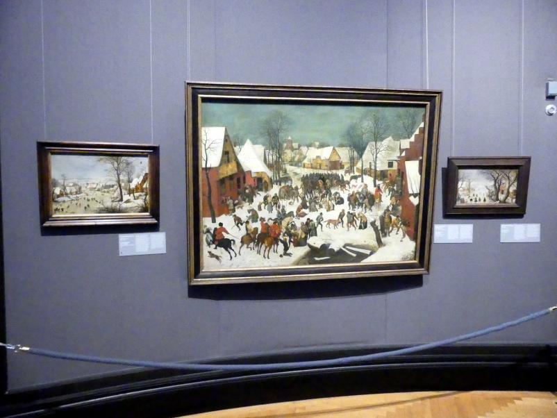 Wien, Kunsthistorisches Museum, Kabinett 15, Bild 4/6