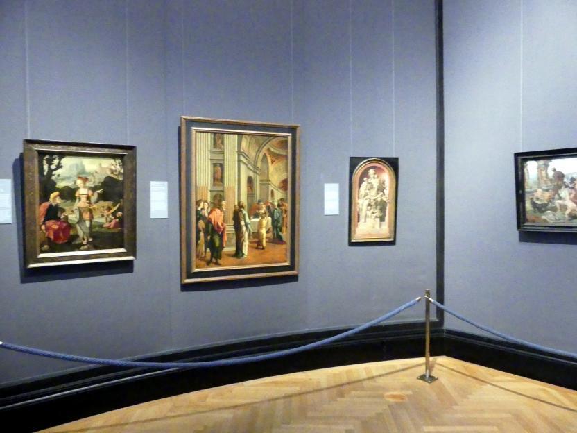 Wien, Kunsthistorisches Museum, Kabinett 15, Bild 6/6