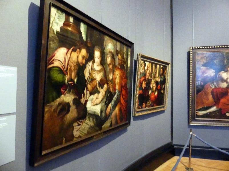 Wien, Kunsthistorisches Museum, Kabinett 16, Bild 1/5