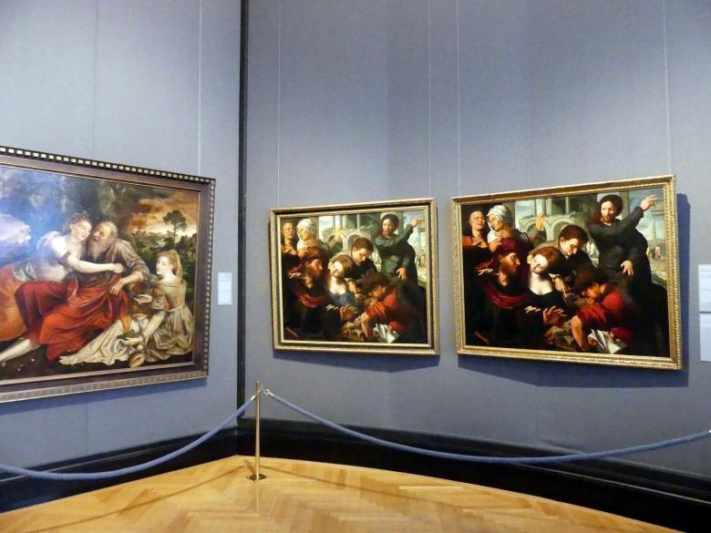Wien, Kunsthistorisches Museum, Kabinett 16, Bild 2/5