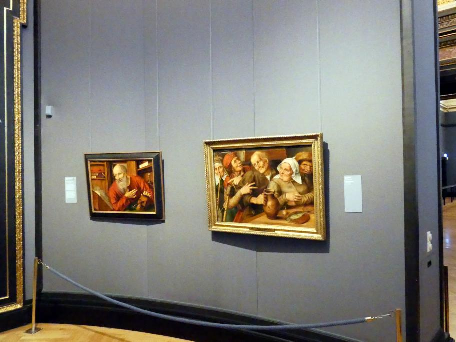 Wien, Kunsthistorisches Museum, Kabinett 16, Bild 4/5