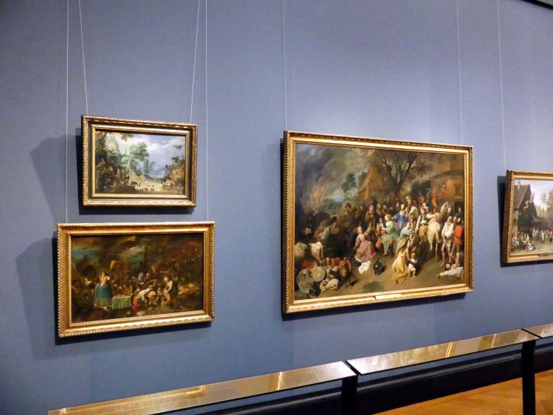 Wien, Kunsthistorisches Museum, Kabinett 17, Bild 1/4